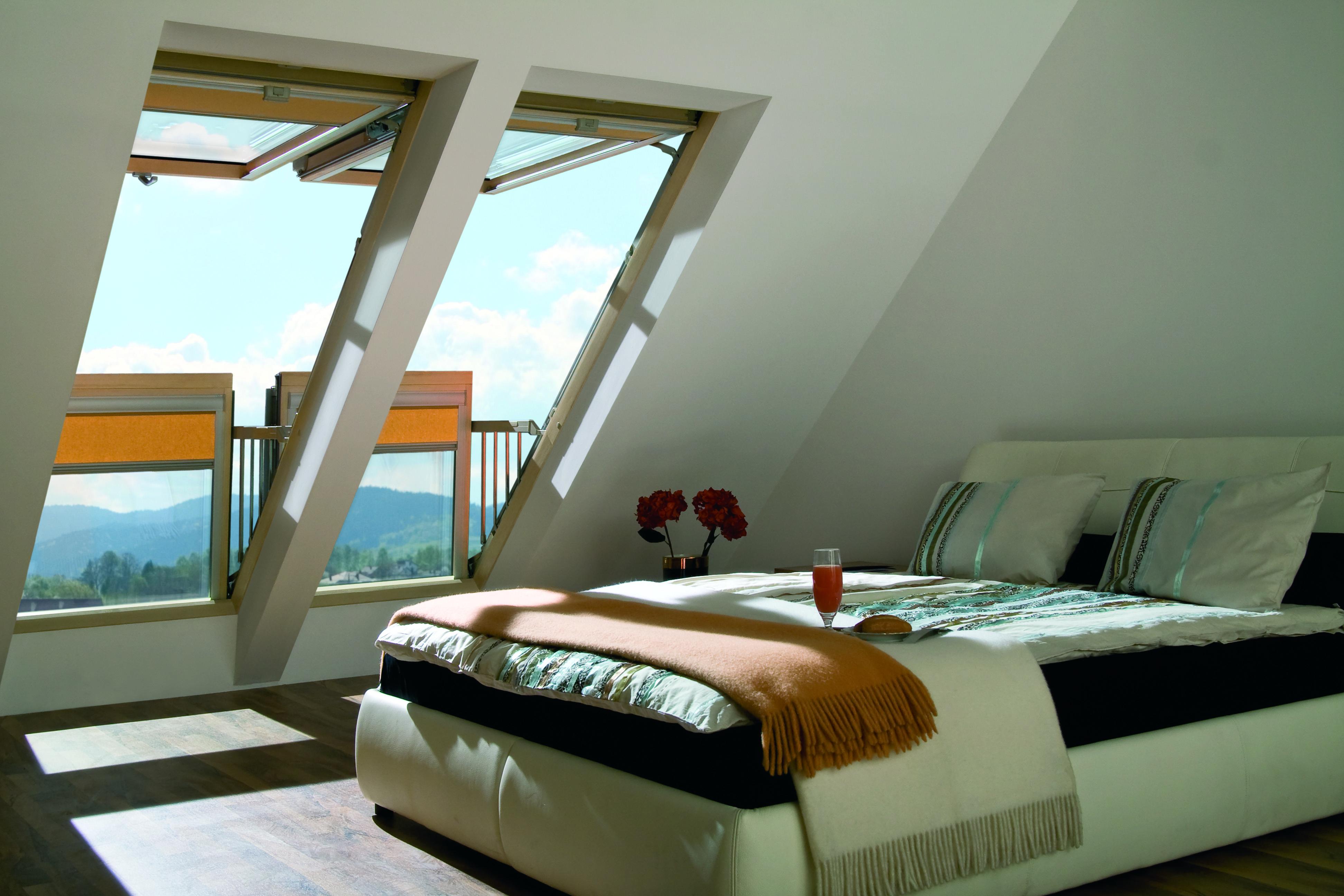 Окно-балкон.