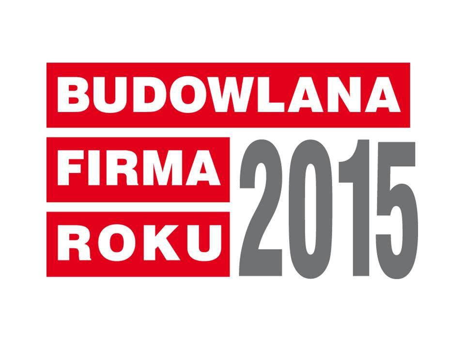 BUDOWLANA FIRMA ROKU 2015
