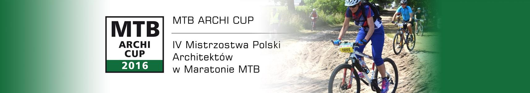 MTB Archi Cup 2016 motyw