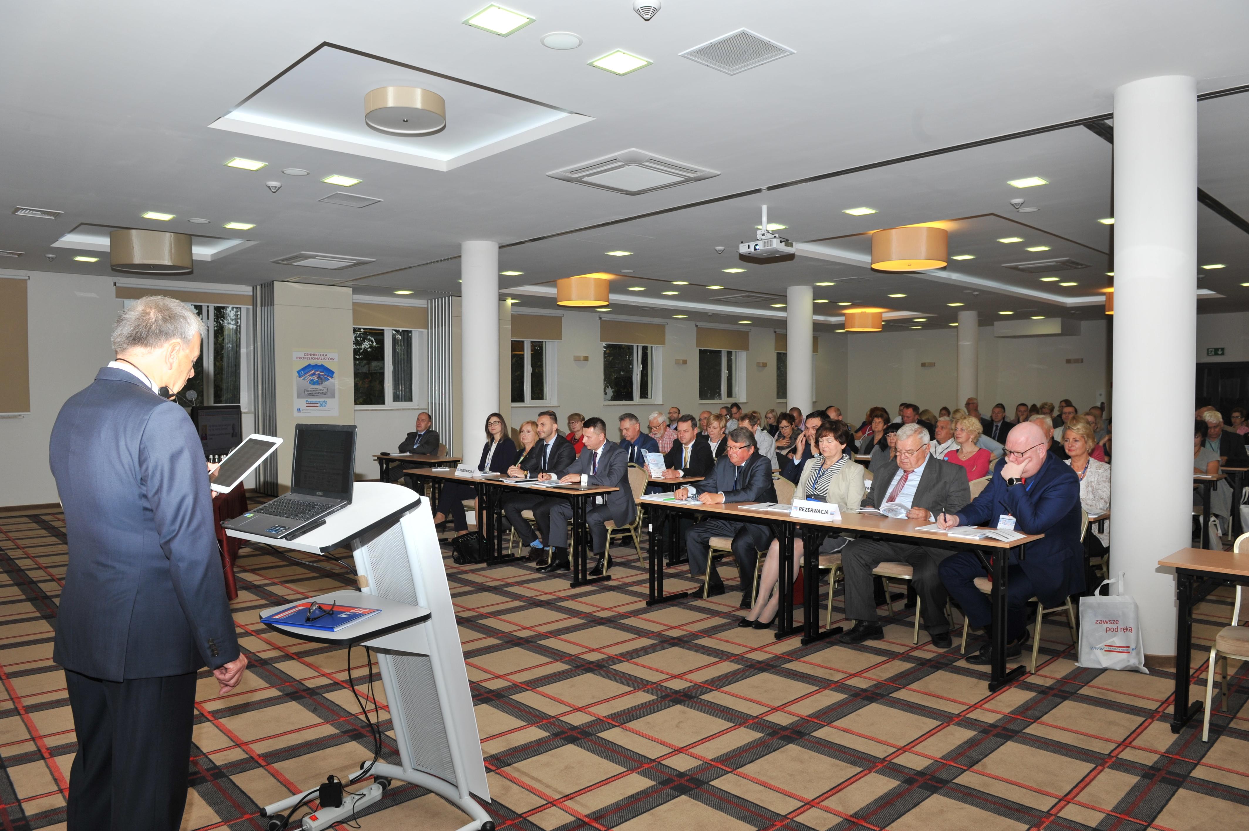 22-ga Konferencja naukowo-techniczna w Ciechocinku już za nami