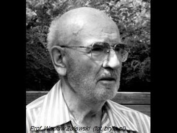 PROF. WACŁAW ZALEWSKI (1917-2016)