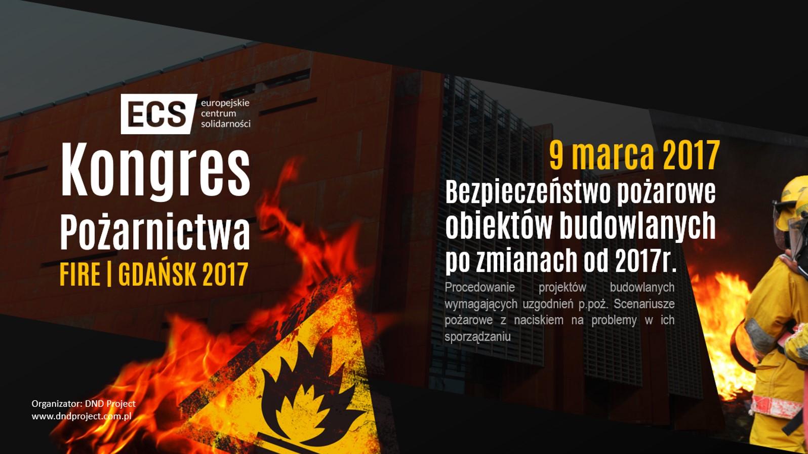 KONGRES FIRE|GDAŃSK 2017