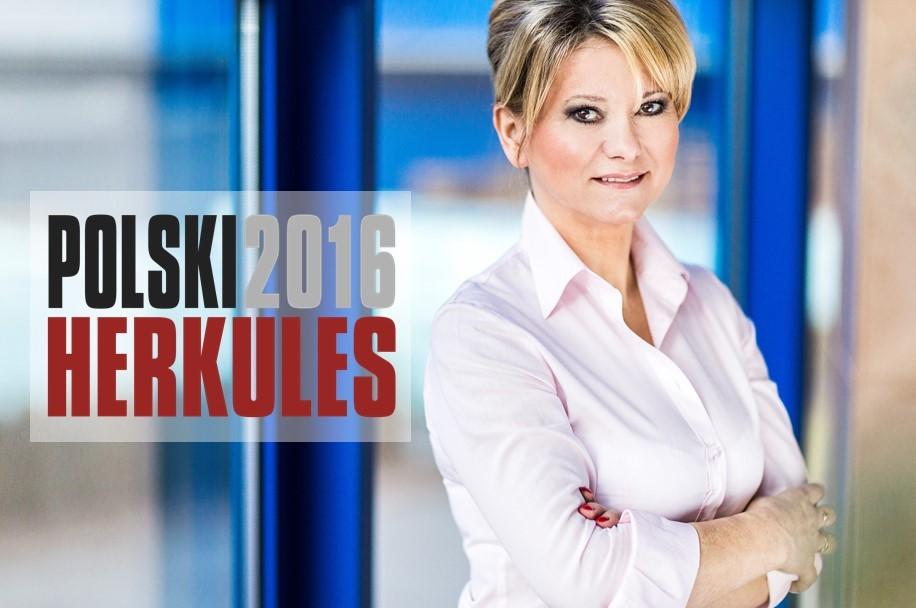 ANNA ŚPIEWAK – POLSKI HERKULES 2016