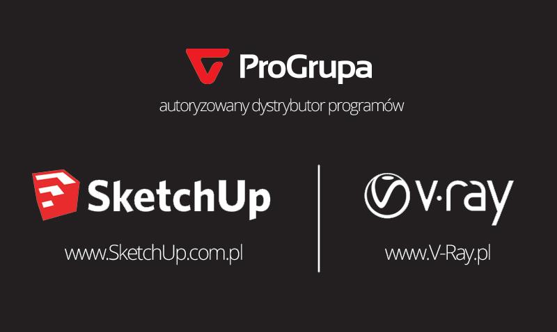 SketchUp i V-Ray dla uczelni i szkół