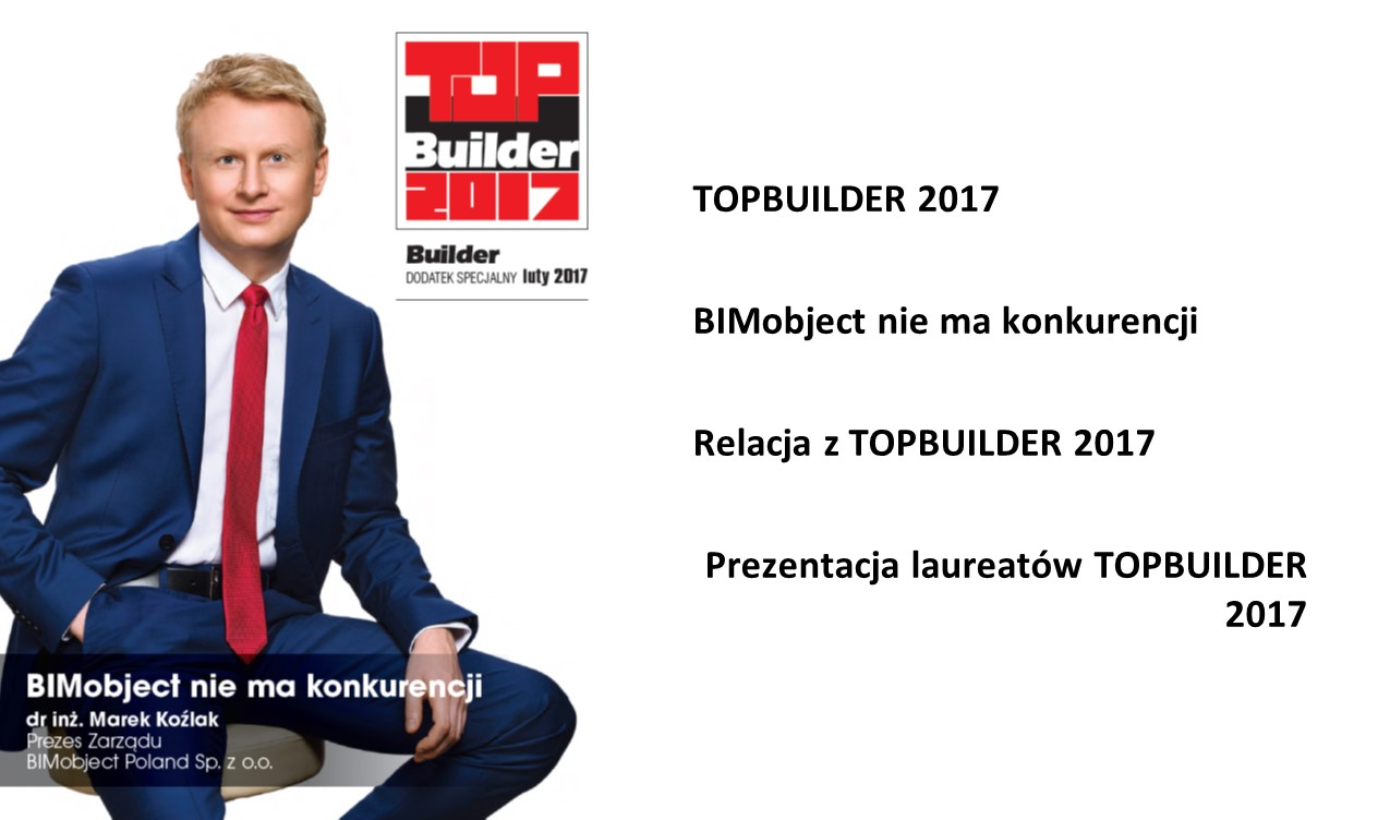 BUILDER – DODATEK BRANŻOWY – LUTY 2017