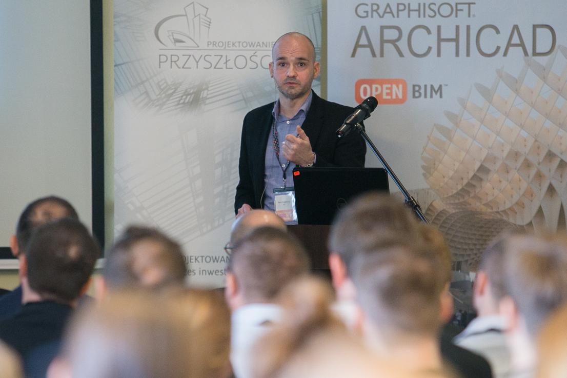 Konferencja Open BIM – Projektowanie Przyszłości
