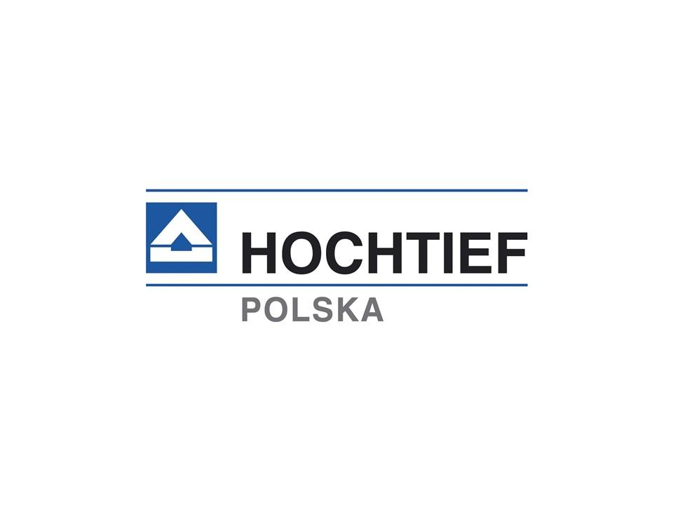 HOCHTIEF POLSKA – BUDOWLANA FIRMA ROKU 2016