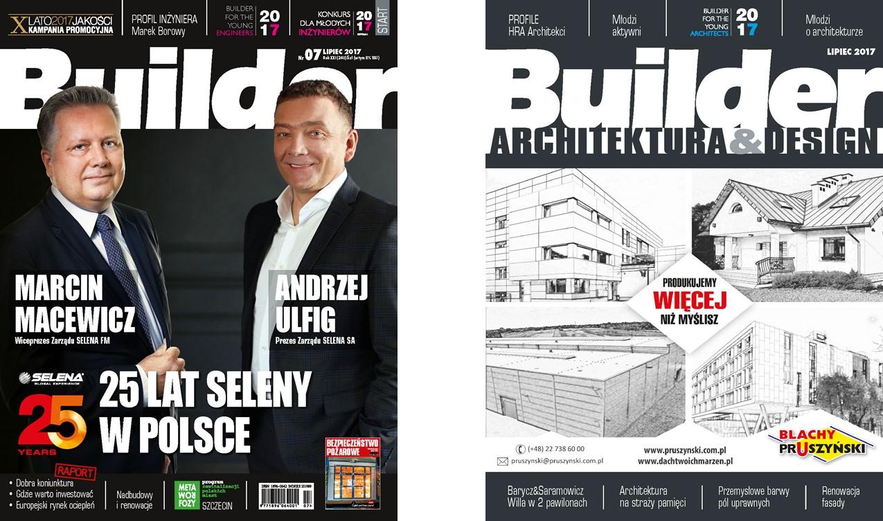 BUILDER – LIPIEC 2017