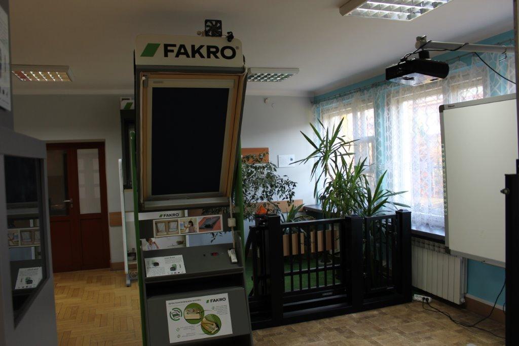 TECHNIK AUTOMATYK W SĄDECKIM ELEKTRYKU OBJĘTY PATRONATEM FAKRO