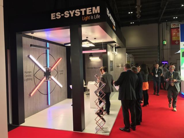 ES-SYSTEM NA LUXLIVE W LONDYNIE