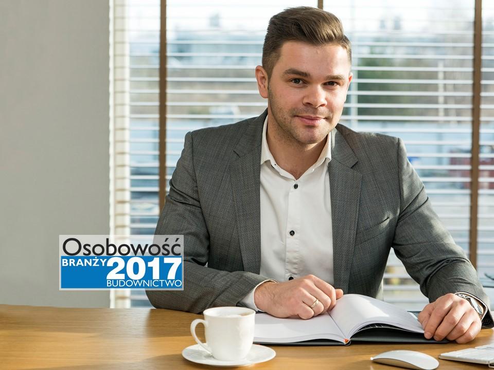 DANIEL PAWŁOWSKI – OSOBOWOŚĆ BRANŻY 2017