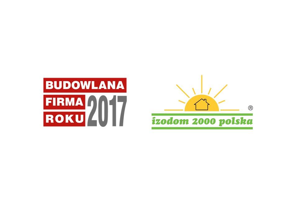 IZODOM 2000 – BUDOWLANA FIRMA ROKU 2017