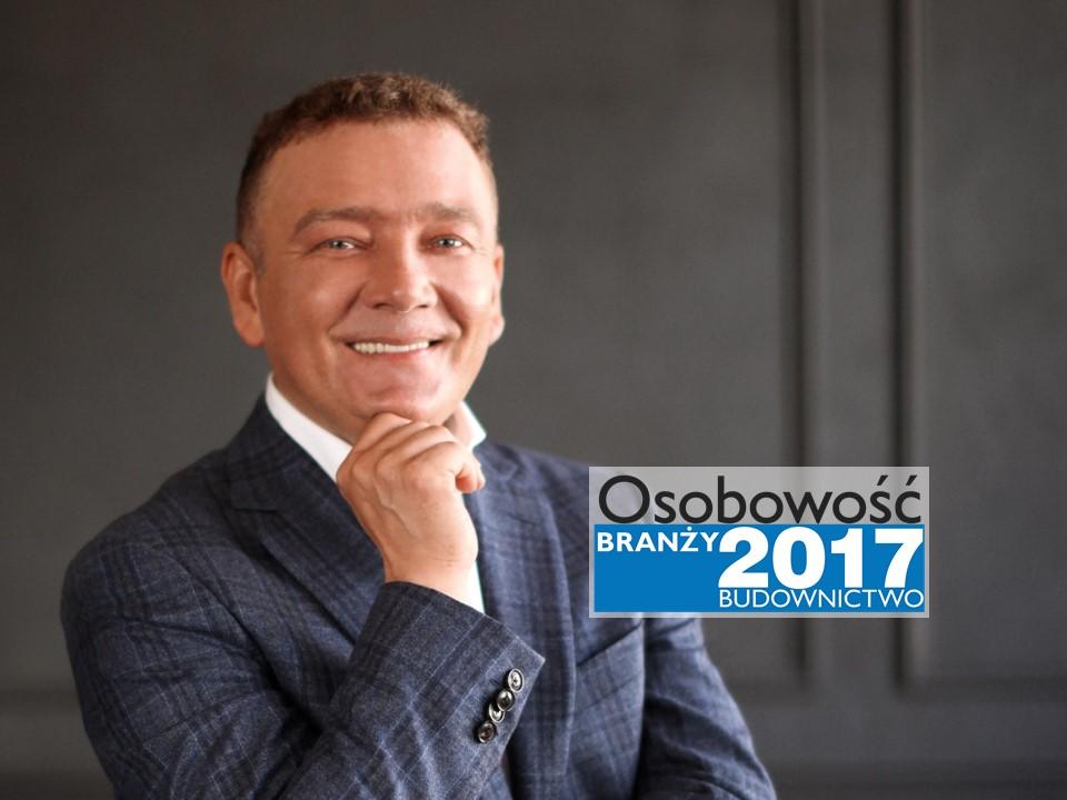 ANDRZEJ ULFIG – OSOBOWOŚĆ BRANŻY 2017