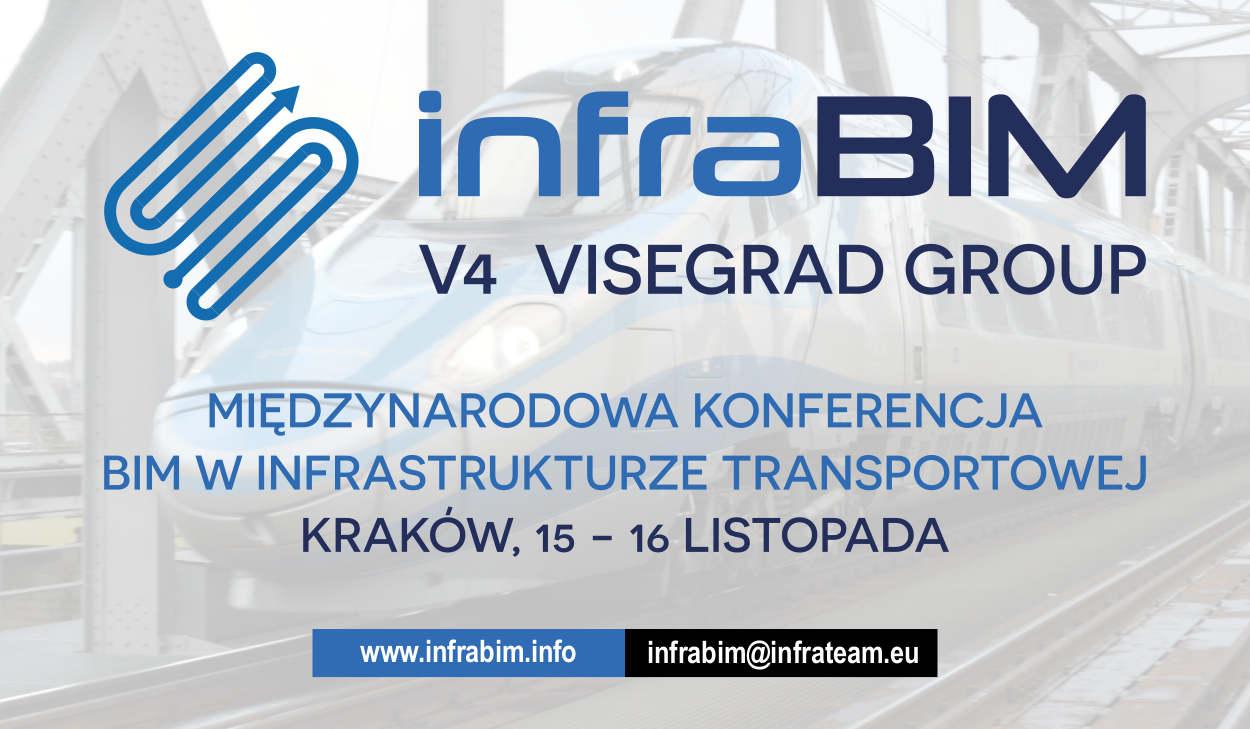 infraBIM czyli BIM w Infrastrukturze Transportowej