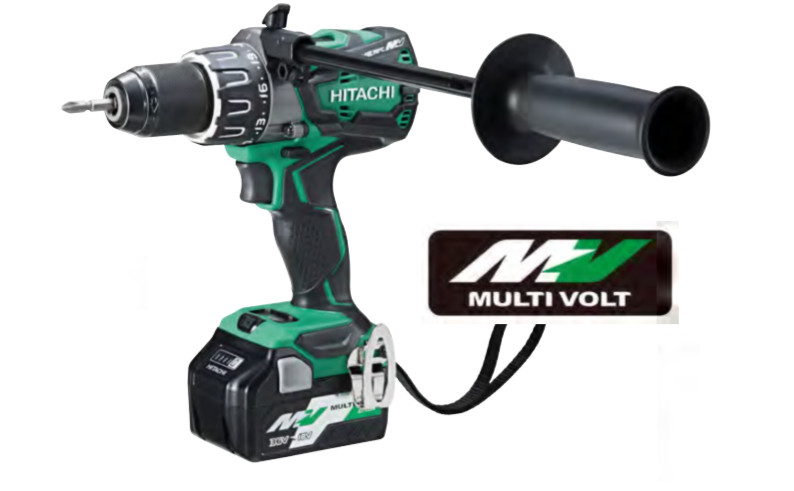 HITACHI POWER TOOLS Z NOWĄ TECHNOLOGIĄ!