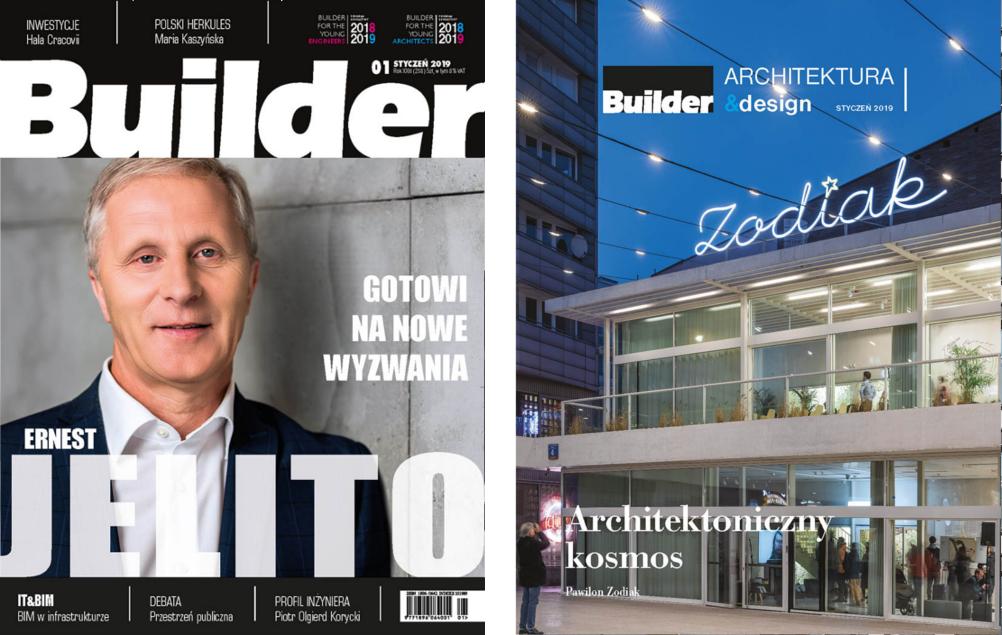 BUILDER – STYCZEŃ 2019