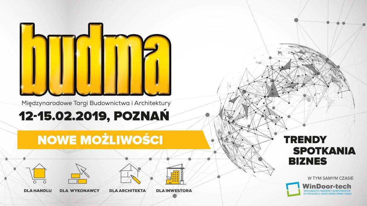 BUDMA 2019 – PODSUMOWANIE