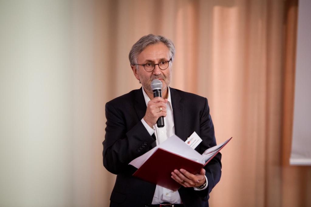 Prezes Witold Okoński